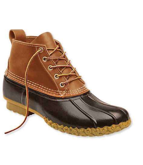 mens bean boots s bean boots by l l bean 6 free shipping at l l bean