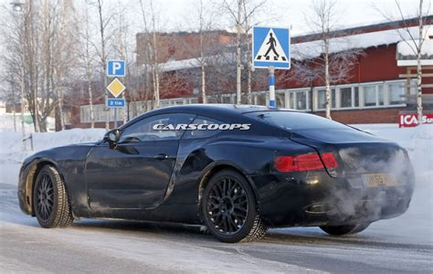 new bentley new sleeker bentley conti gt spotted again during winter