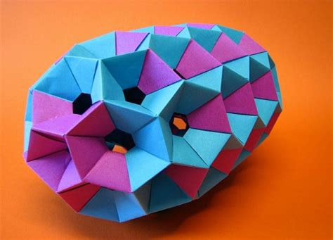 Science Origami - dna origami creates 2d structures asian scientist
