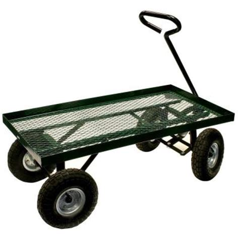 sportsman 550 lb 36 in x 18 in capacity flatbed cart