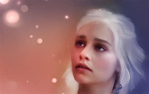 Khaleesi Of Thrones Iphone Dan Semua Hp wallpaper targaryen painting of thrones of thrones figure beautiful