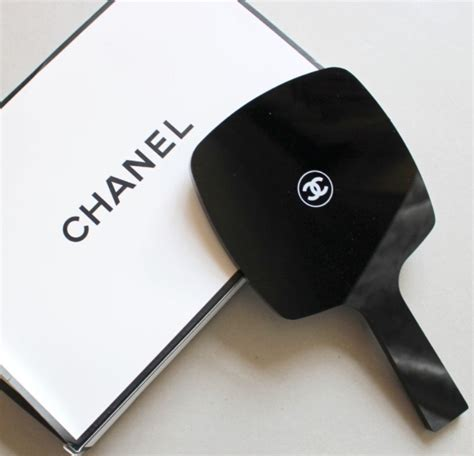 chanel mirror held for vanity dressing table or