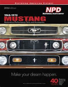 Ford Mustang Parts Catalog 1965 Ford Mustang Parts Catalog Car Autos Gallery