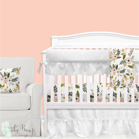 boho crib bedding boho floral woodland baby crib bedding