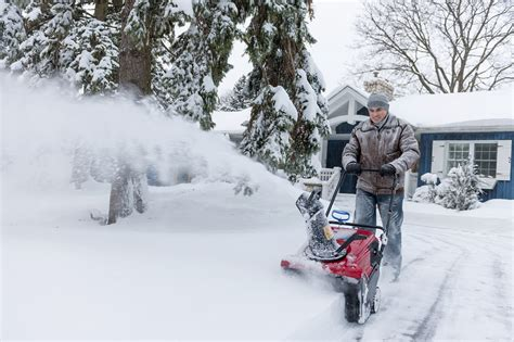 3 reasons to buy a snow blower suburban lawn equipment