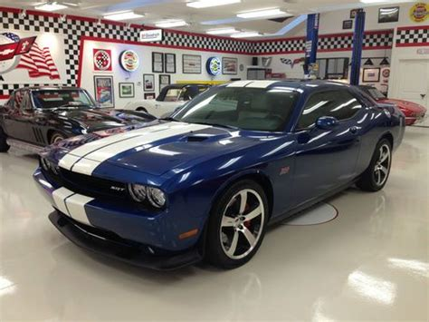 2011 dodge challenger inaugural edition for sale 2011 challenger srt8 inaugural edition for sale