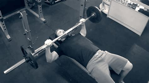 bench press neck tip the best bench press for chest development t nation