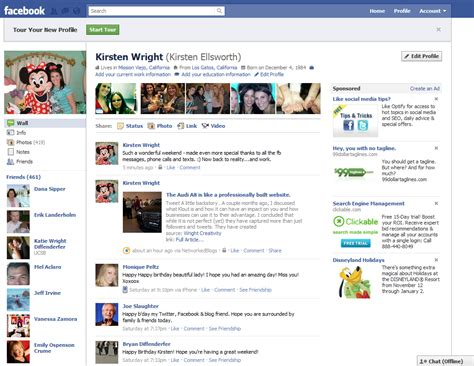 facebook themes change layouts best photos of facebook profile layout facebook profile
