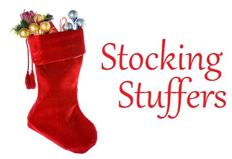 gift guide stocking stuffers saving with shellie