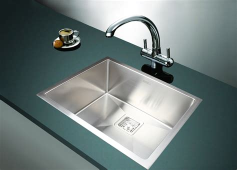Kitchen Sink Square Buy 550x455mm Handmade 1 5mm Stainless Steel Undermount Topmount Kitchen Sink With Square