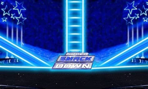 smackdown live match card template match card templates amino