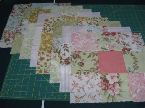 9 Patch Quilt Block Pattern by Color Combo Patchwork