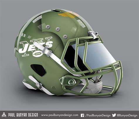 design football helmet logo unofficial nfl helmet concepts by paul bunyan design