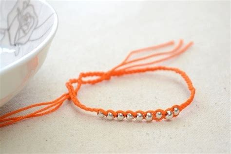 How To Make A String - how to make string bracelets step by step 183 how to braid a