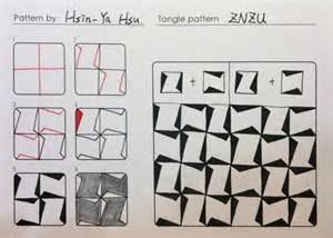 design pattern c video tutorials 禪繞畫圖案設計zentangle pattern znzu damy的快樂隨意作拼布刺繡禪繞 痞客邦
