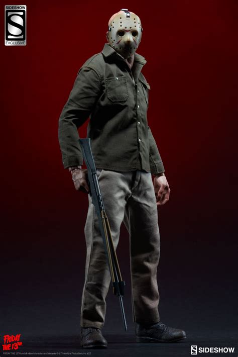 Figure Freddy Jason friday the 13th jason voorhees sixth scale figure by