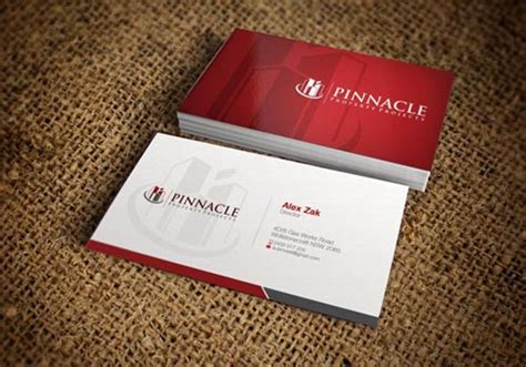 business card styles modern business cards design 25 fresh exles design