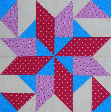 Quilt Blocks by Starwood Quilter Midnight Quilt Block