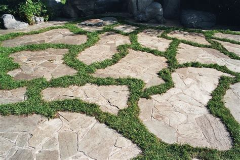 terrasse polygonalplatten verlegen terrassenplatten naturstein g 252 nstig vom profi verlegt