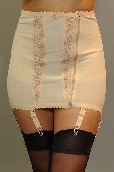 9 best images about open bottom girdles on pinterest triolet 5045 zip open bottom girdle vintage girdles