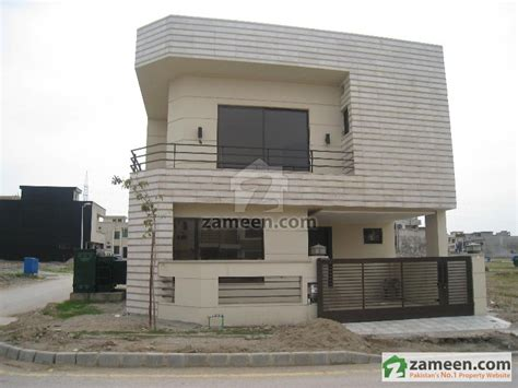 home design for 7 marla corner 7 marla 5 bed double unit blvd house for sale in