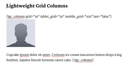 column layout wordpress plugin easy ways to create columns grids and cool layouts in