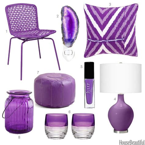 purple home decor accessories bright purple accessories purple home decor