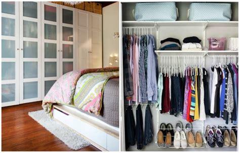 vestidor bricomart 7 secretos para mantener tu armario en orden