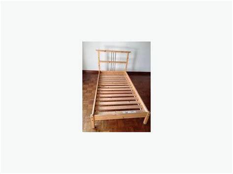 Ikea Dalselv Twin Bed Frame Oak Bay Victoria Dalselv Bed Frame