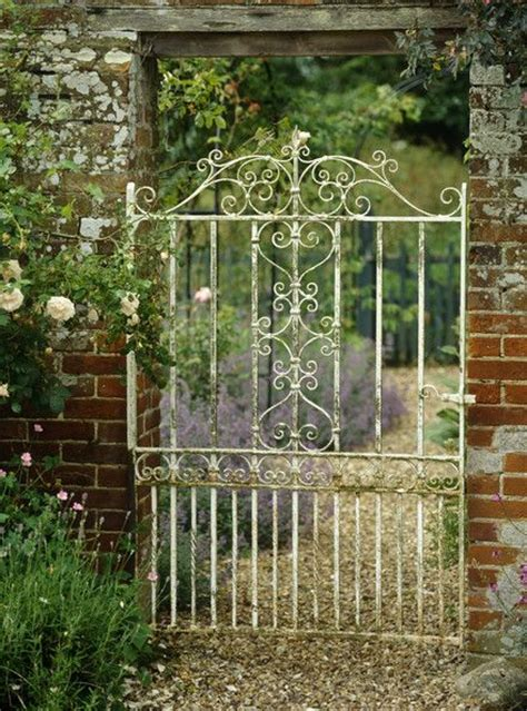 the 25 best garden gates ideas on garden gate