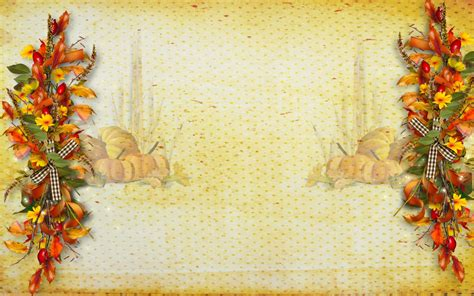 thanksgiving powerpoint background powerpointhintergrund