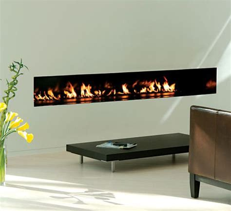 Modern Linear Gas Fireplace by 17 Best Images About Favorites Fireplaces On