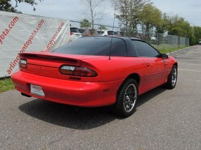 sell used 1999 chevrolet camaro z28 5 7l air conditioning clean car fax in jacksonville florida