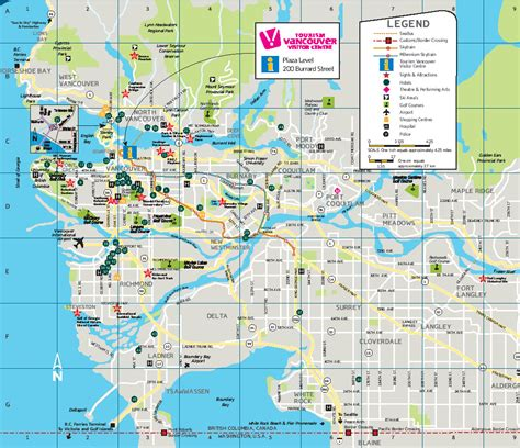 vancouver vacation rental maps alluradirect com