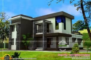 Flat Roof Modern House Siddu Buzz Online Modern Flat Roof House 2550 Square Feet