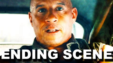 fast and furious 8 ending scene the fate of the furious fast and the furious 8 movie