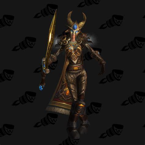 barbarian icey veins valorous siegebreaker battlegear warrior transmog pve