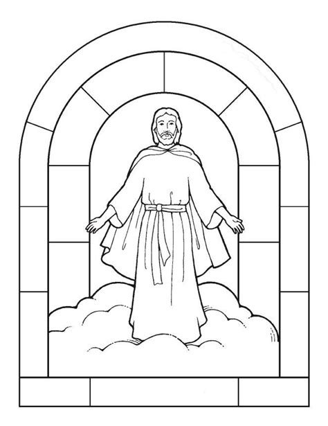 Parts Of Catholic Mass Coloring Page Coloring Pages Catholic Coloring Pages