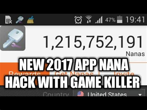 App Nana Hack Tutorial | hack app nana 1000000 nanas with game killer tutorial