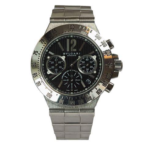 Bvlgari Diagono Professional For 2 bulgari diagono professional chronograph herenhorloge