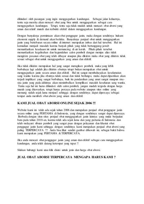 Obat Pengugur Janin Jakarta Jual Obat Aborsi Batam 082243627277 Obat Penggugur Kandungan