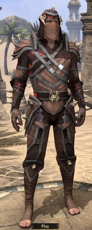 ebony light armor eso all motifs updated list elder scrolls online