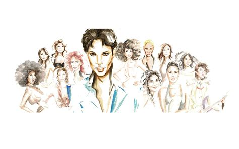 Vanity 80s The Beautiful Ones The Women Who Inspired Prince Ebony