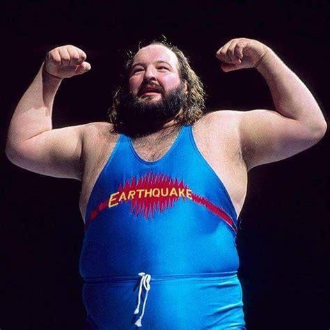 earthquake wwe 29 best earthquake images on pinterest wwe wrestlers