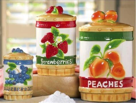 new 3 pc vintage fruit strawberry food storage