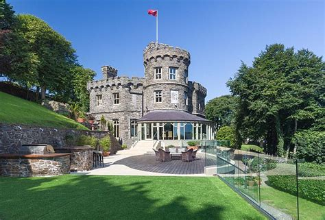 unique feature castles in the air romantic castles including this highland retreat daily