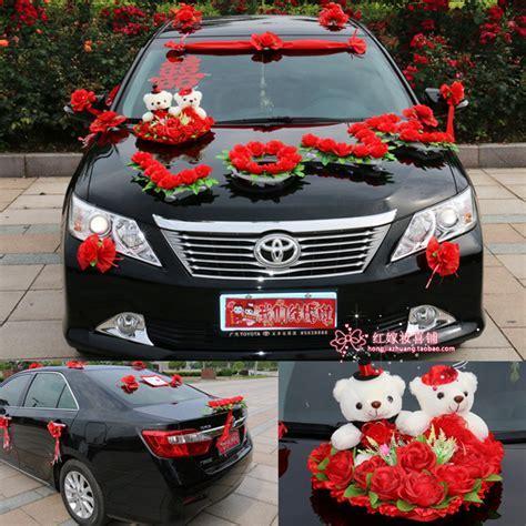 Wedding Car Decoration for 2017: Simplicity in an Elegant