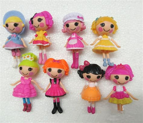 2014 new original 8cm lalaloopsy mini doll the bulk button toys for classic toys