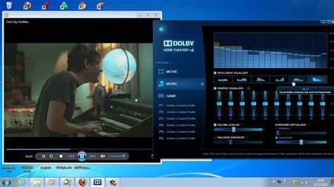 Home Theater Dolby dolby home theater v4 demo