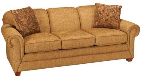 Jordans Sleeper Sofa by Craftmaster Exposed Leg Sleeper Sofa S